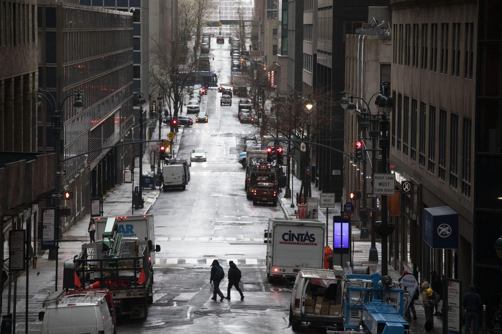 New York by mohol byť novým epicentrom koronavírusu: Každý tretí deň sa počet chorých zdvojnásobí, nemocnice nie sú pripravené