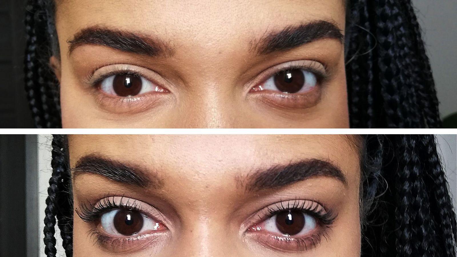 Jeden jediný produkt, cca 30-60 sekúnd času a spraví to veľký rozdiel v tvári.
