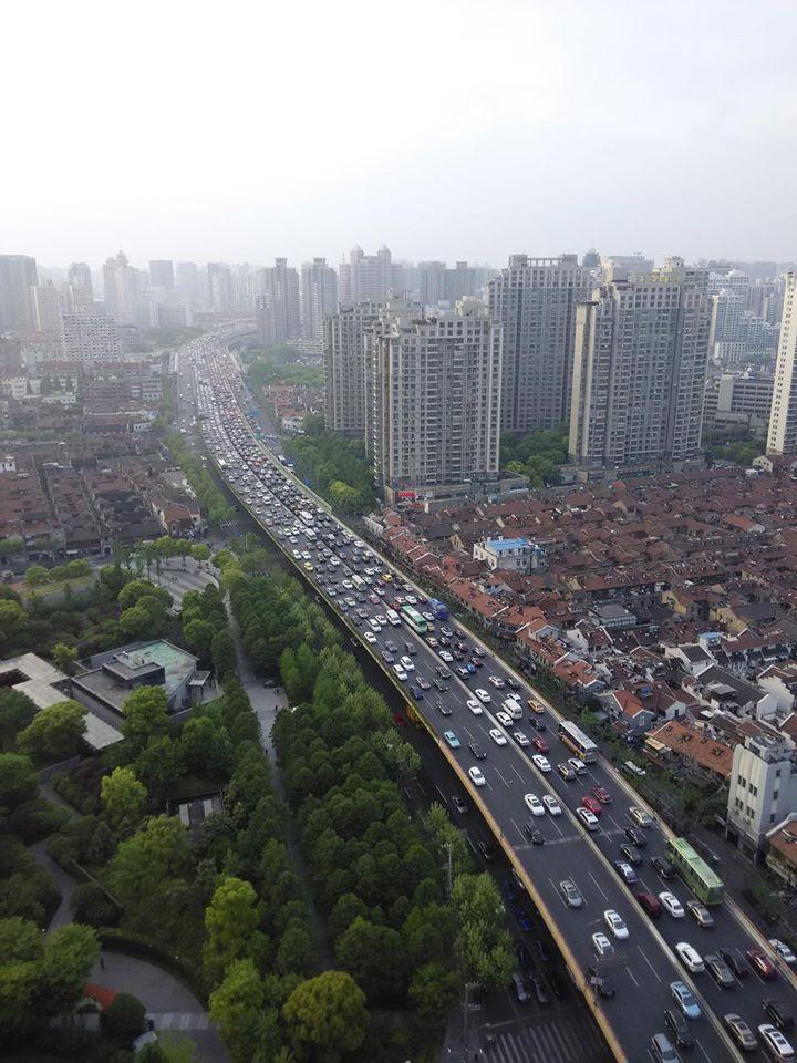 V Šanghaji žije 25 miliónov obyvateľov
