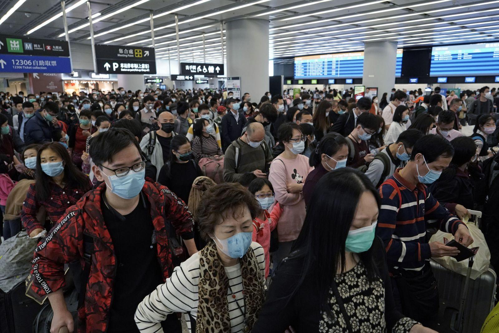 Vírus sa rozšíril z čínskeho mesta Wu-chan