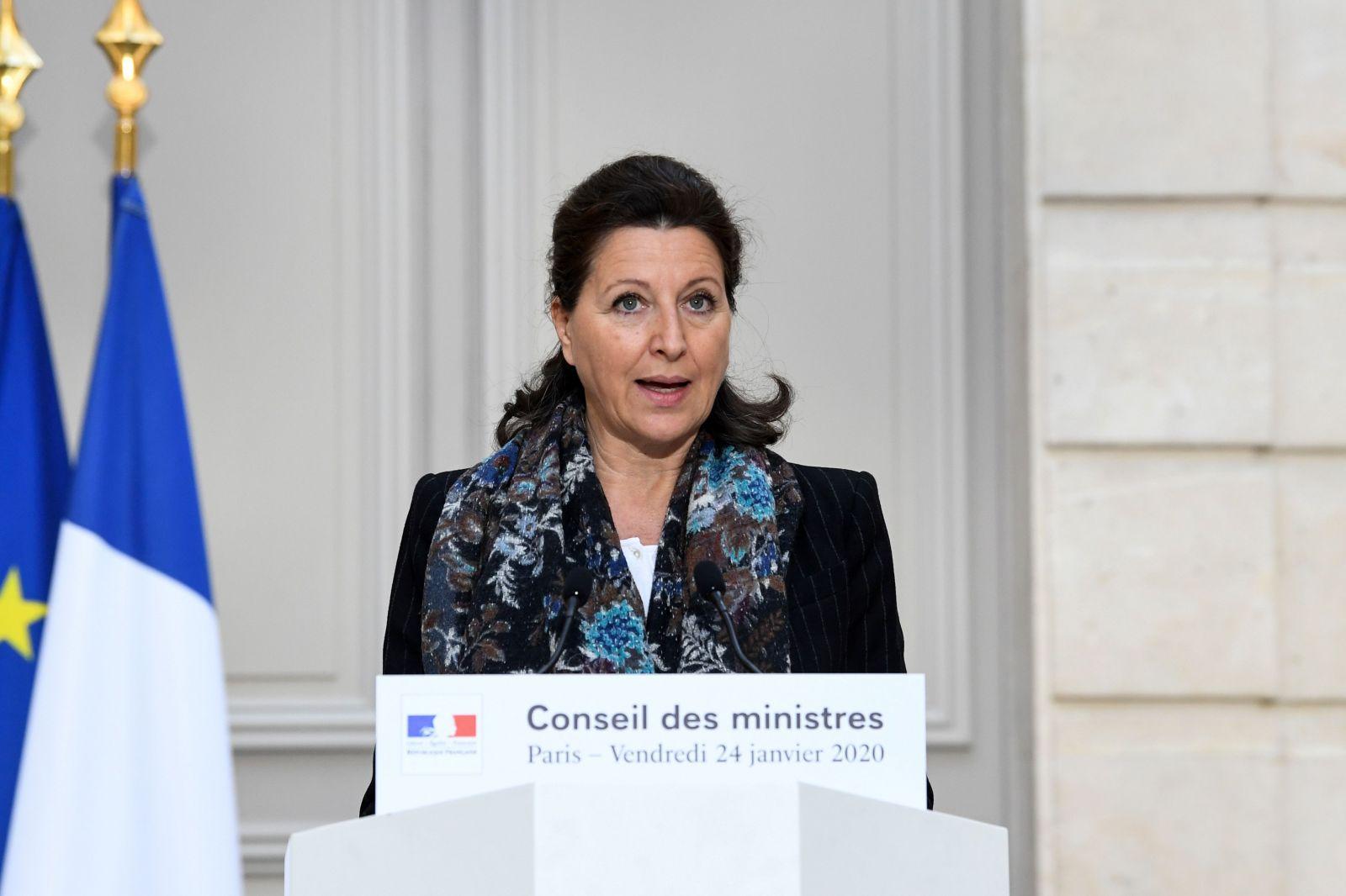 Francúzska ministerka zdravotníctva Agnes Buzyn potvrdila nákazu v Európe