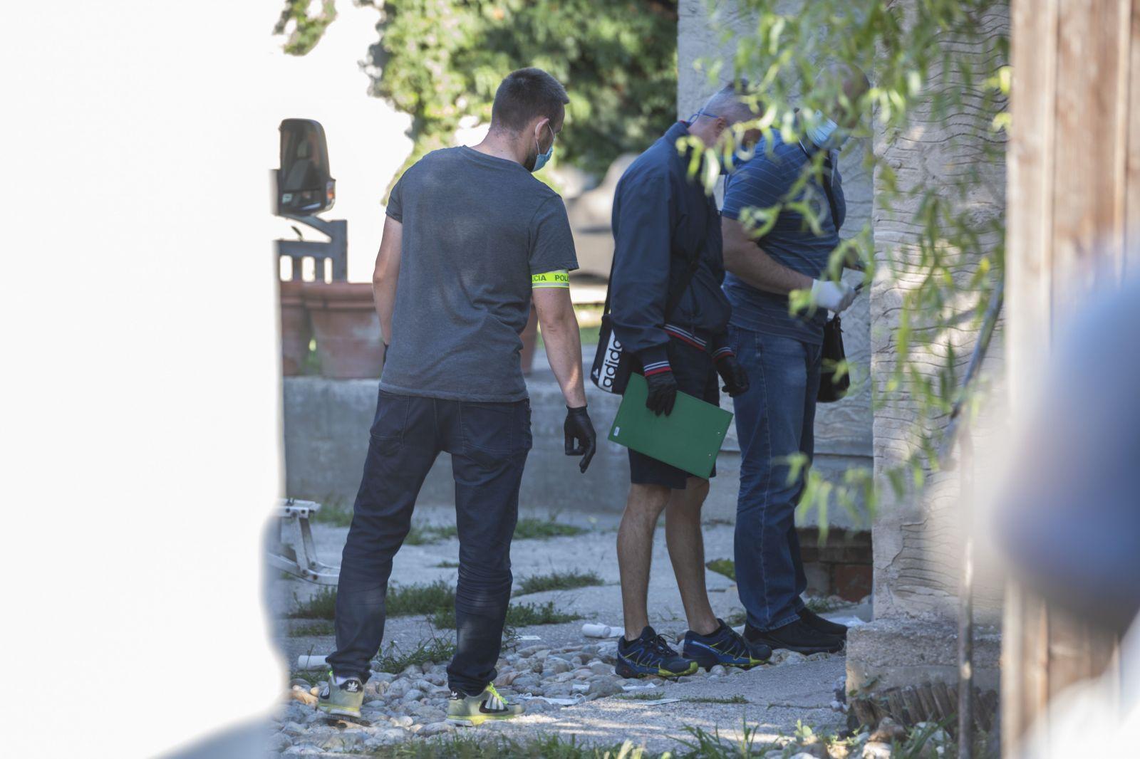 V Bratislave útočil 16-ročný mladík. Jeho rodina skončila v nemocnici