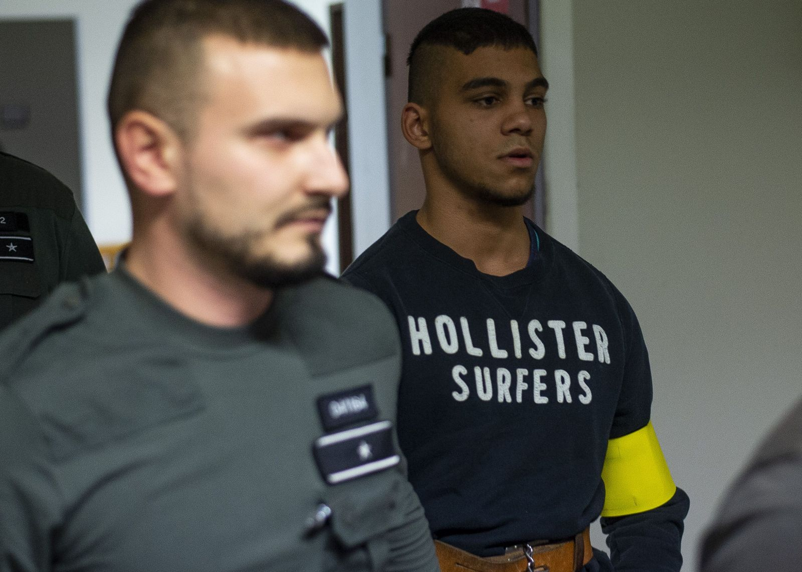 Na snímke je odsúdený Stanislav G.