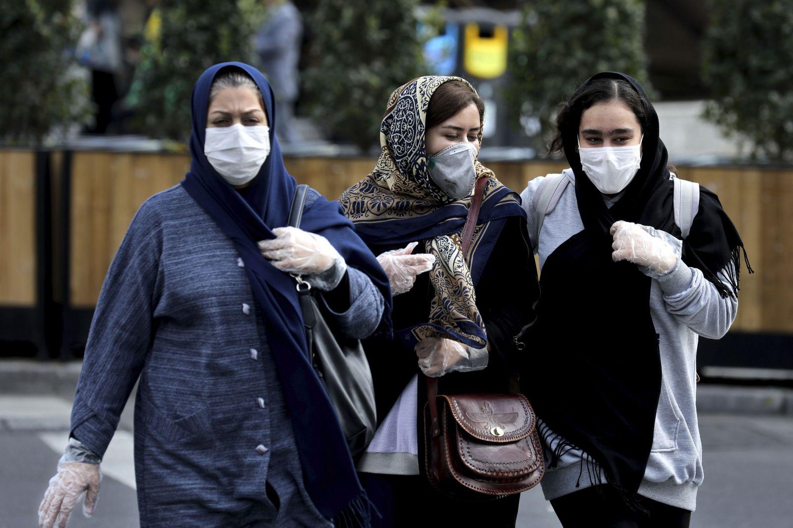 Irán je krajina s druhým najväčším počtom úmrtí na koronavírus Covid-19