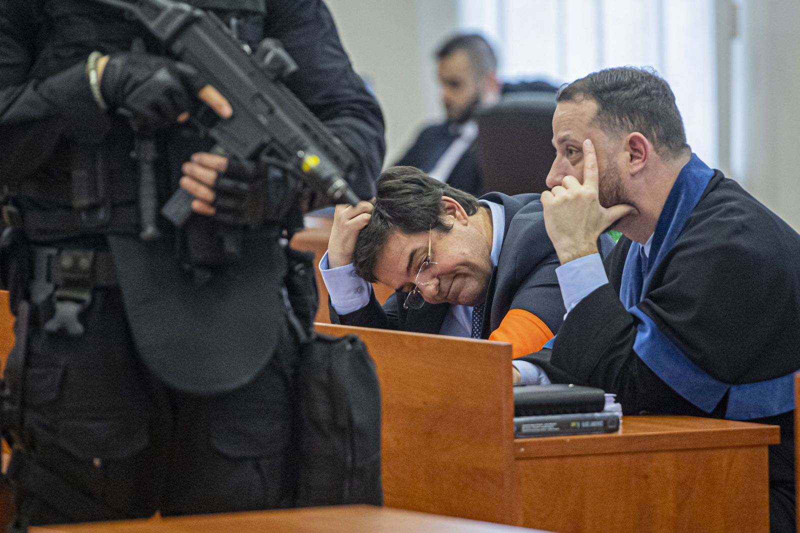 Marek Para zastupuje Mariana Kočnera aj v jeho ostatných prípadoch