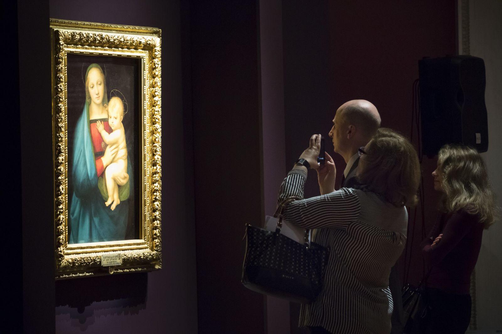 Galéria Uffizi