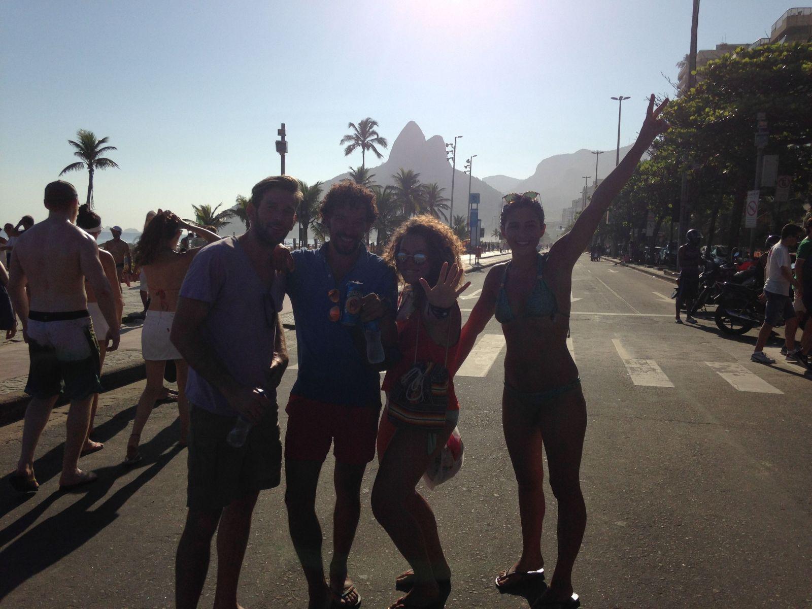 Ako prežiť karneval v Rio de Janeiro? Slovenka Katka zistila kde ho oslavujú miestni