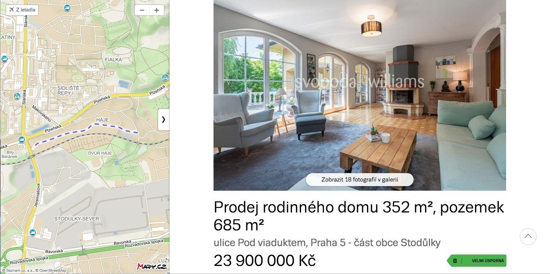 Pozor na falešné inzeráty s pražskými byty. Podvodníci kradou fotky, data i peníze. Jak je poznat?