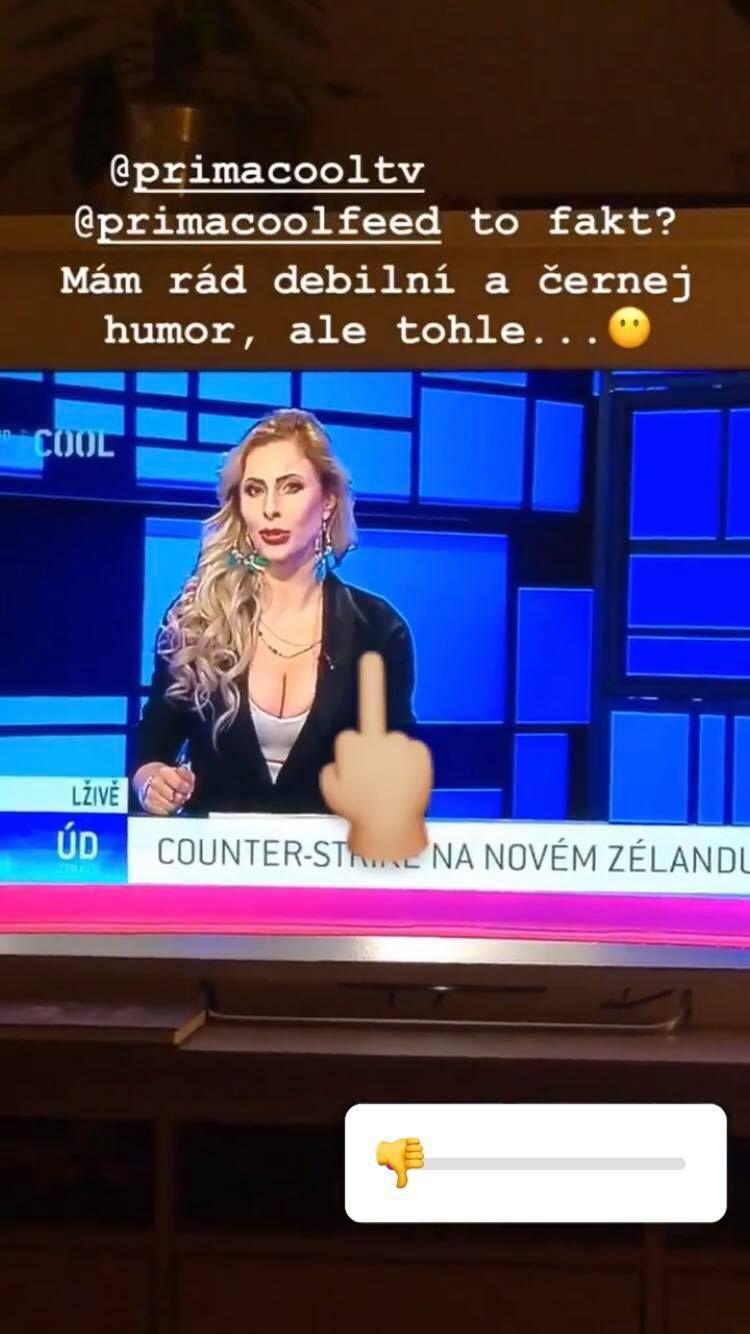 Counter-Strike na Novém Zélandu? Televize Prima si udělala legraci z teroristického útoku, kde zemřelo 50 lidí