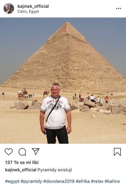 Vrah Jiří Kajínek nabízí na Instagramu milion kroun za očištění svého jména