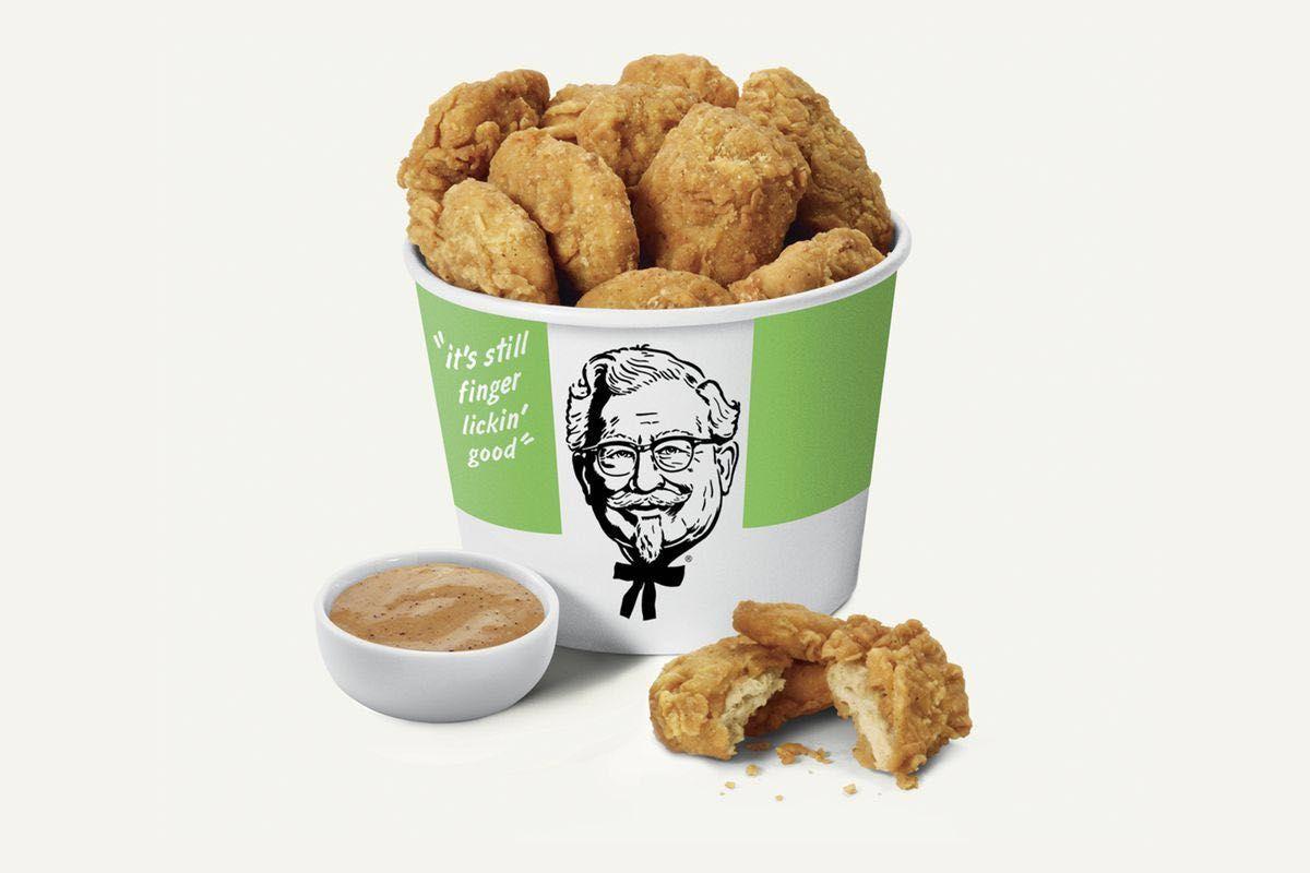 České KFC zavede veganské varianty, samoobslužné kiosky i aplikaci na objednávání. Hodlá předběhnout McDonald's