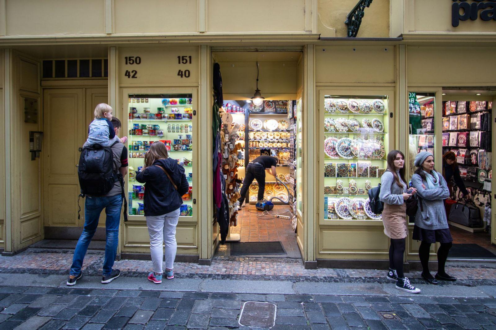 Turismus v Praze