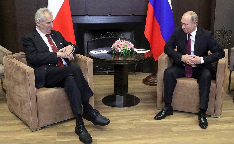 Pavel Novotný napsal dopis Vladimiru Putinovi. Chce postavit pomník vlasovcům, ruská televize se ho ptala, zda se nebojí