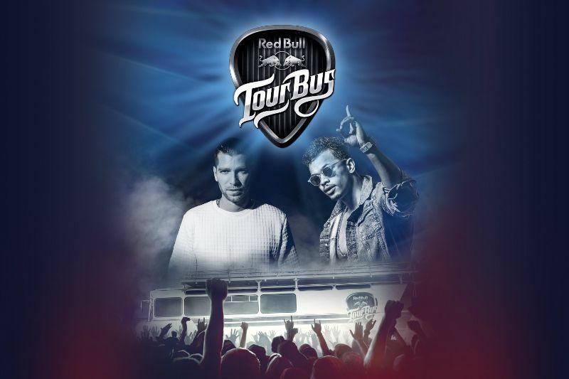 Red Bull Tour Bus s Majkom Spiritom a Benom Cristovaom uvidíme na Slovensku už o týždeň