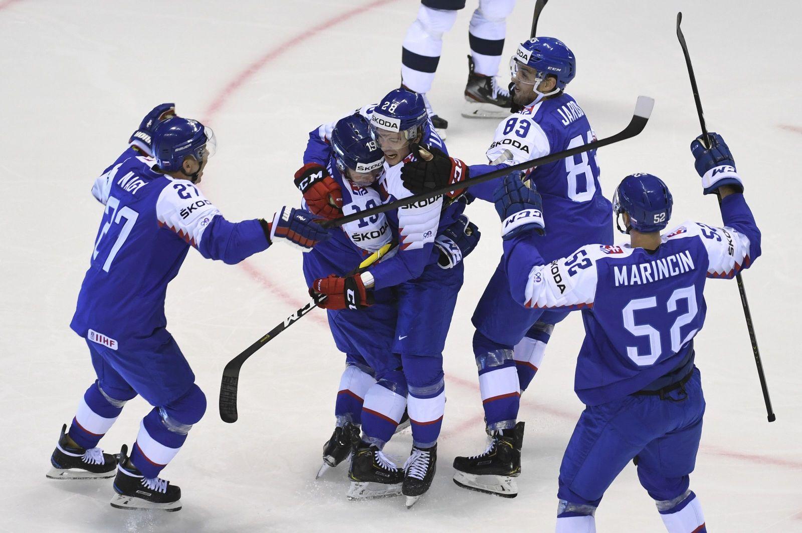 59e221c77c6b9 Slovensko víťazí po fantastickom výkone v zápase s USA | REFRESHER.sk