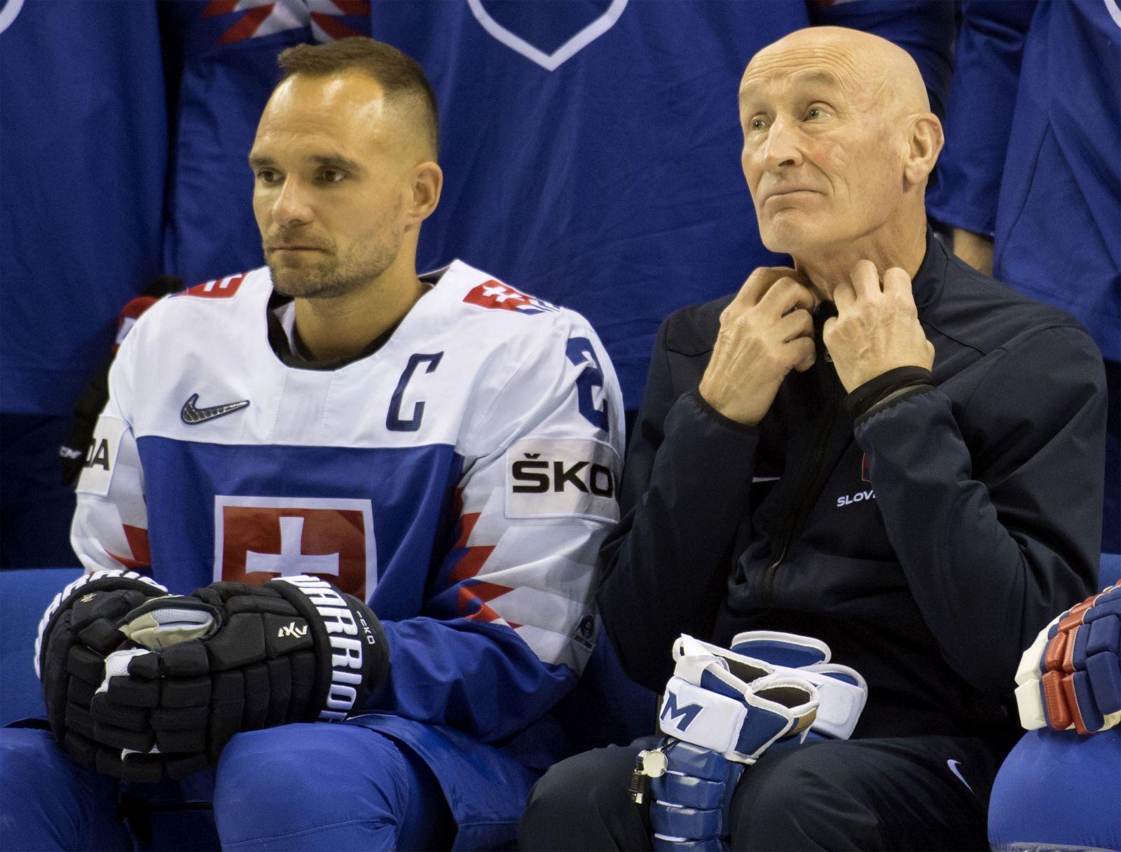 3f56be911503 Craig Ramsay nebude pokračovať ako tréner slovenskej hokejovej reprezentácie