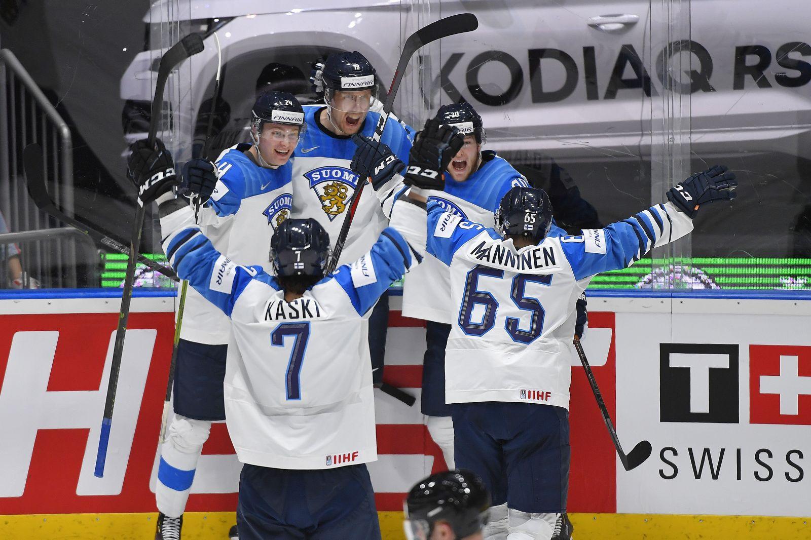 Fínsko poráža Kanadu a odnáša si zo šampionátu na Slovensku zlato