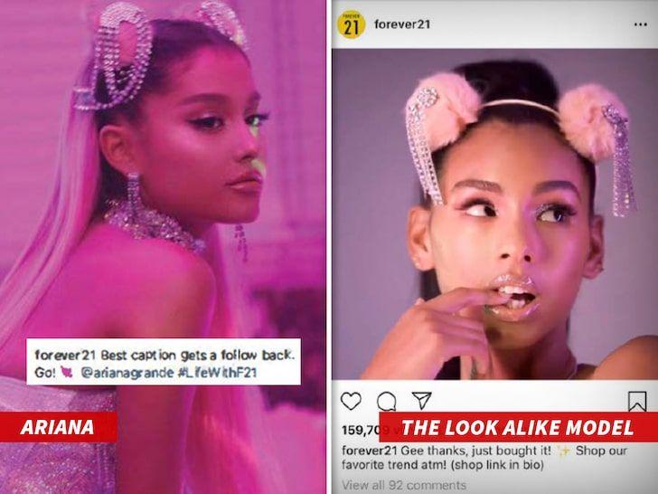 Ariana Grande žaluje obchod s oblečením o 10 miliónov za použitie dvojníčky v kampani po tom, čo odmietla spoluprácu