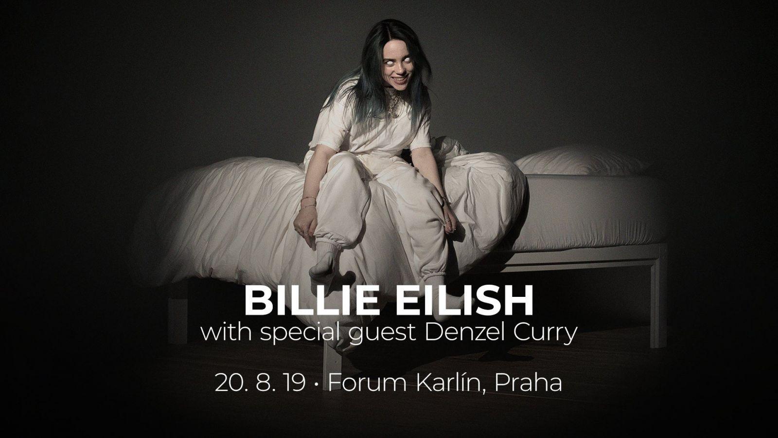 Vstupenky na pražský koncert Billie Eilish sa vypredali za pár minút. Uvažuje sa o presune do väčších priestorov