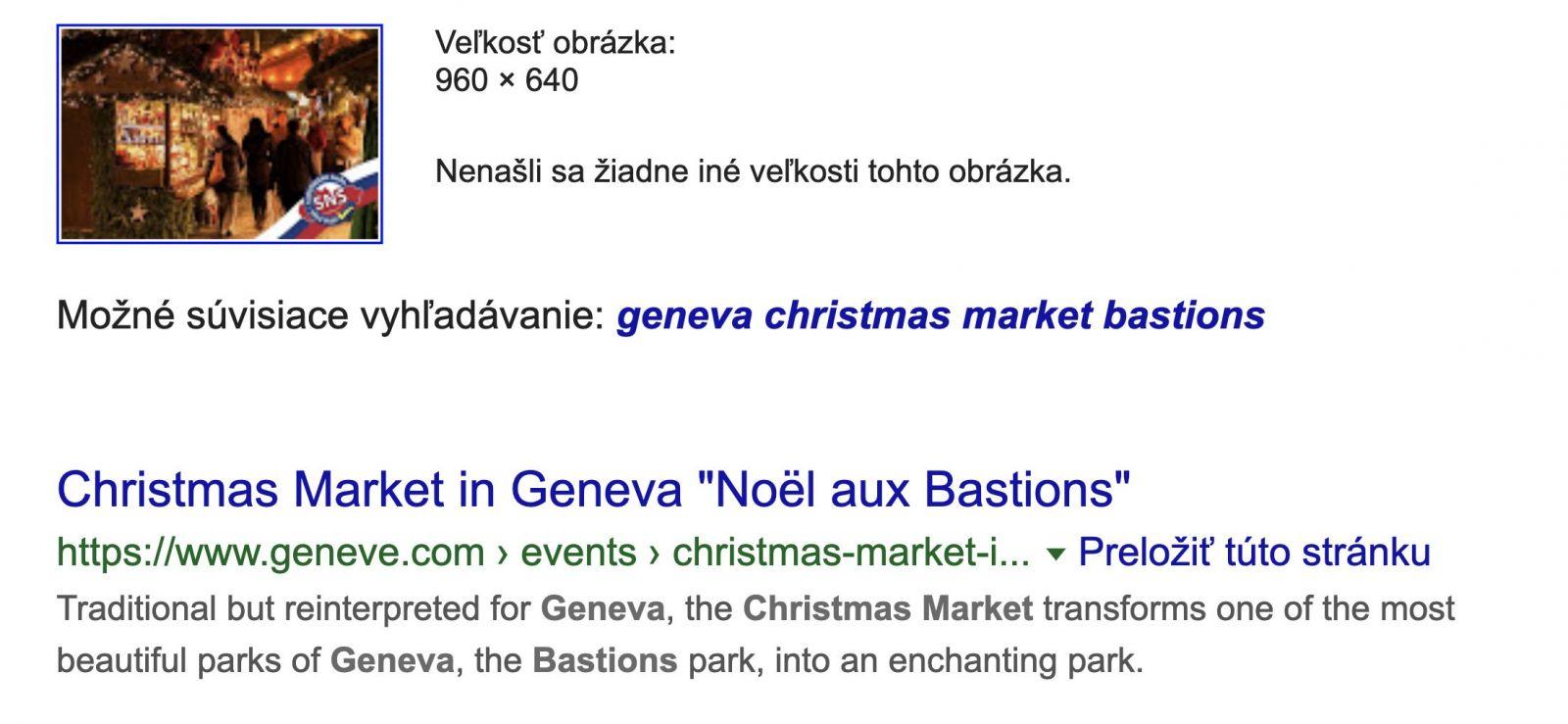 Predseda SNS Andrej Danko praje Slovákom pohodový adventný večer s trikolórou a logom strany na fotke vianočných trhov z Zürichu