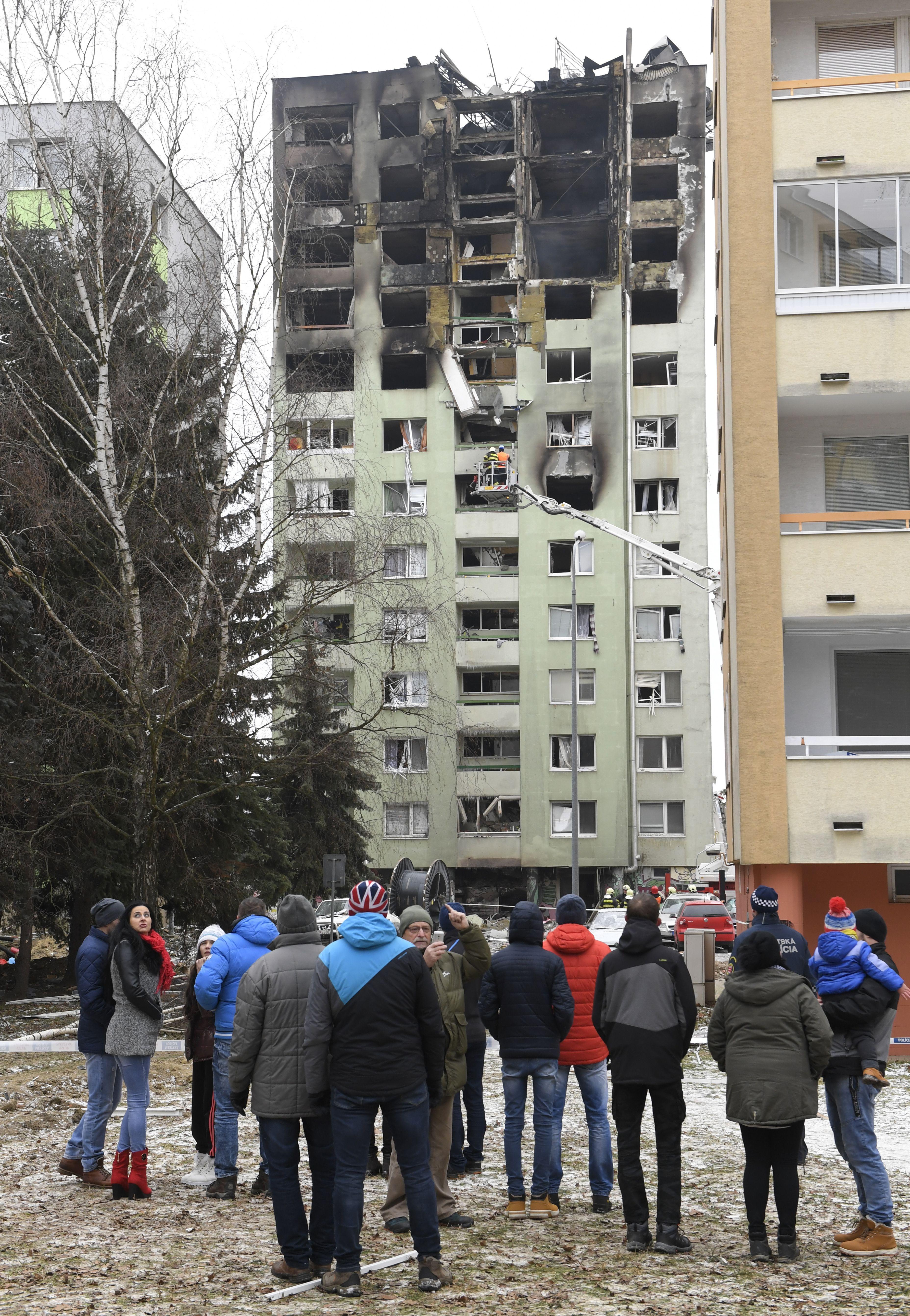 Slováci vyzbierali obetiam tragédie v Prešove stovky tisíc, firmy ponúkajú postele zadarmo. Čo sa udialo od explózie o 12:12:52?