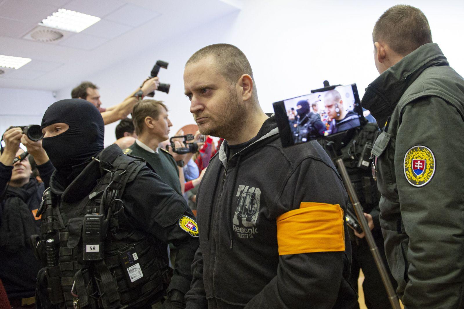 LIVE zo súdu s Kočnerom: Zasiahol som ho do hrude, nanešťastie, zbadal som ďalšiu osobu, opisuje vraždu Kuciaka vo výpovedi Marček