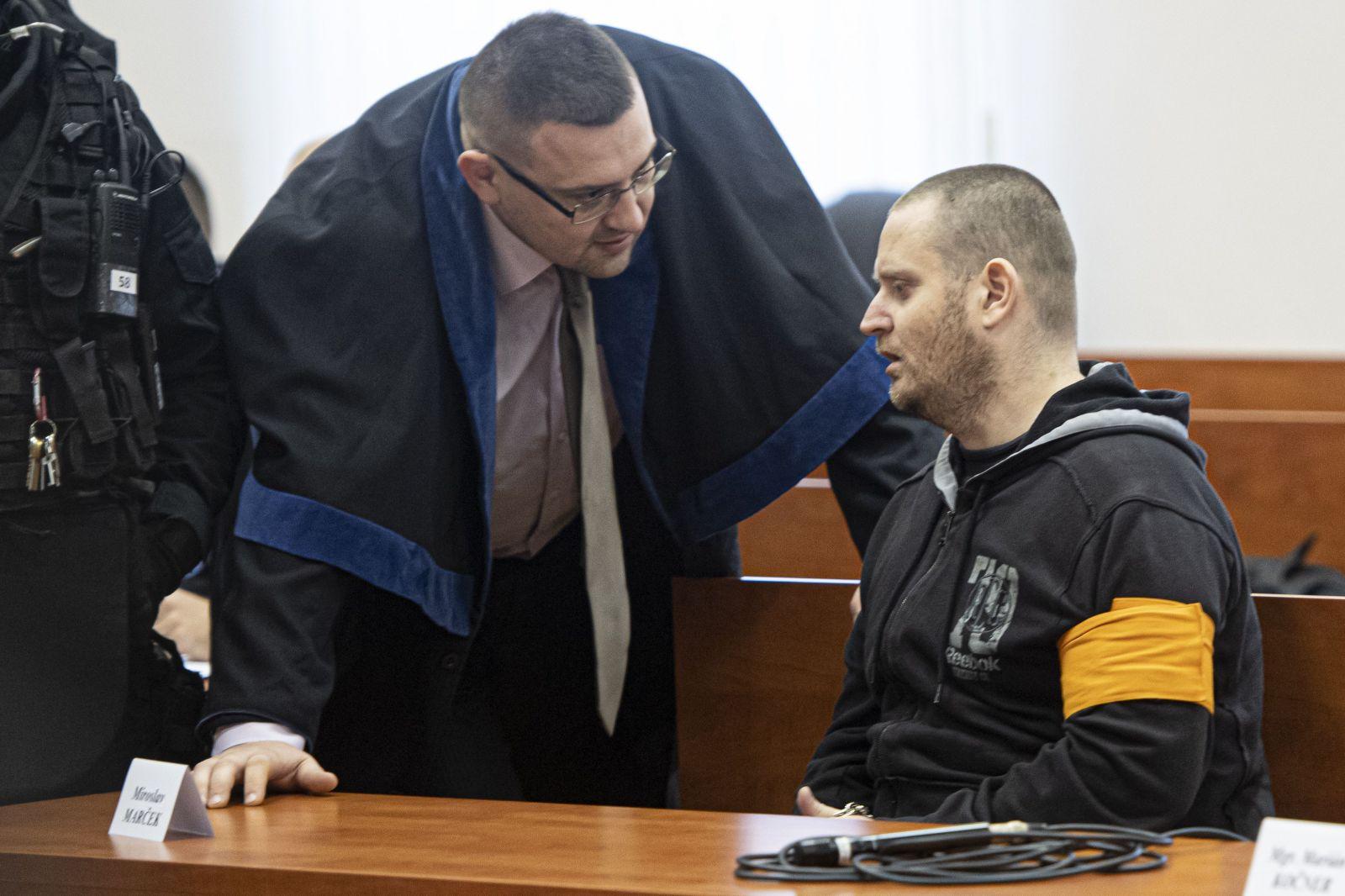 LIVE zo súdu s Kočnerom: Marček sa priznal k vražde Jána Kuciaka a Martiny Kušnírovej, Kočner a Zsuzsová vinu popreli
