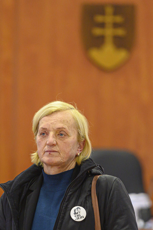 LIVE zo súdu s Kočnerom: Kočnera nebudem oslovovať pán, je to politická vražda, hovorí Zlatica Kušnírová