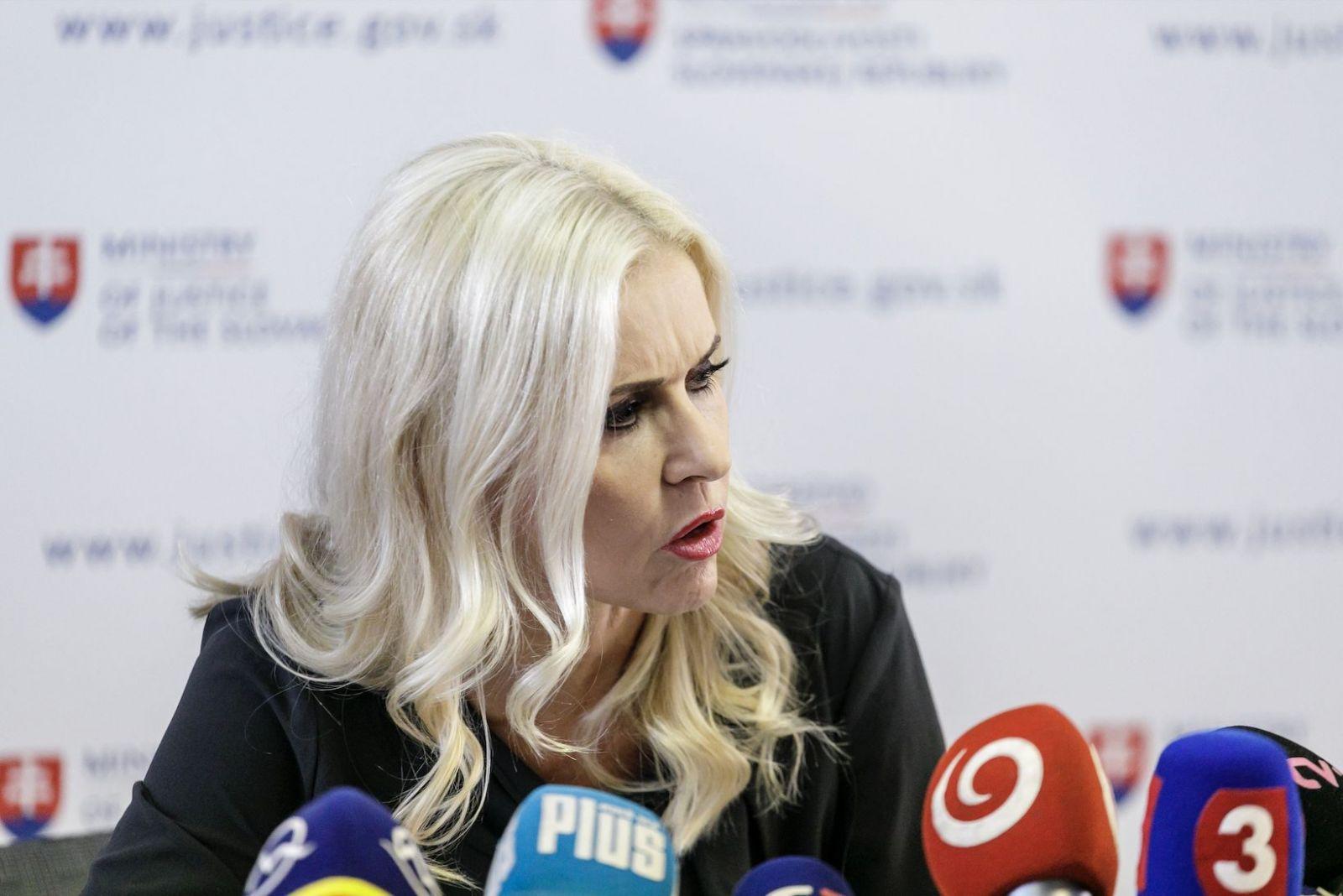 Polícia zasahuje u Moniky Jankovskej a viacerých sudcov. Razia je tiež u Norberta Bödora