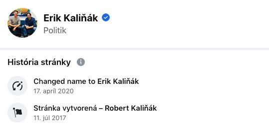 Kto je Erik Kaliňák? Synovec exministra vnútra Roberta, ktorý chce, aby bol Smer na TikToku