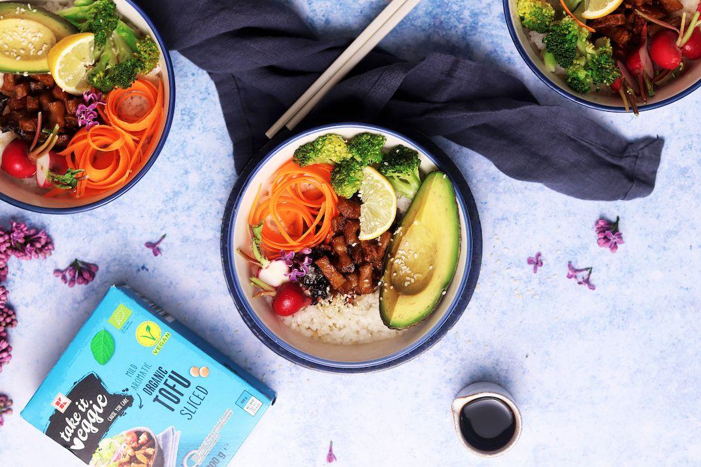 Večera ako z ázijskeho bistra, ktorá poteší aj vegetariána. Sushi si doma môžeš pripraviť aj úplne inak a rýchlo