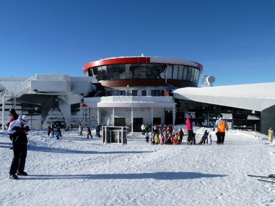 Jedinečná akcia vo výške 2000 metrov nad morom. Rotunda na Chopku bude hostiť udalosť Scena FM Špeciál