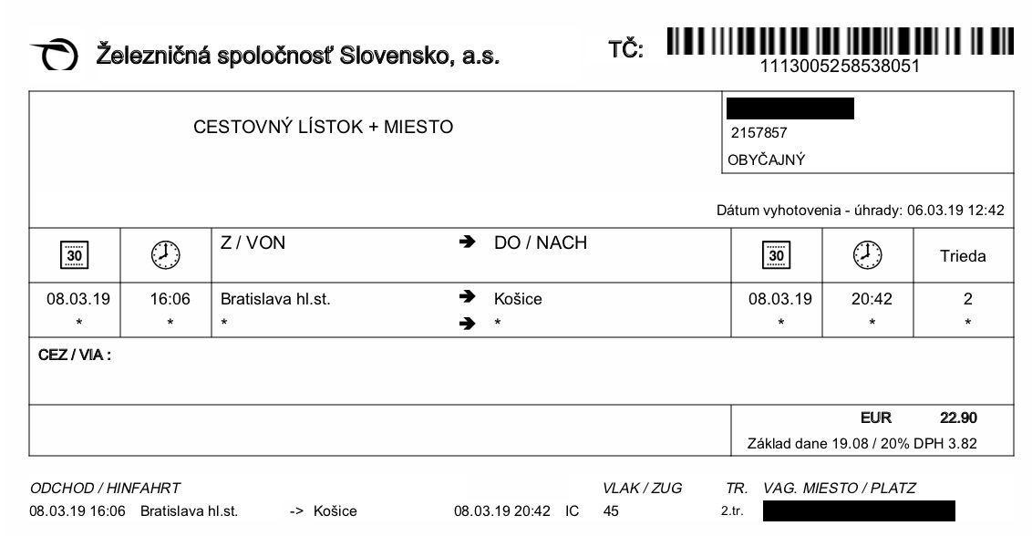Štátne IC potichu zdraželi o 1,40 €. Železnice investujú 500-tisíc eur do bratislavskej hlavnej stanice kvôli MS v hokeji