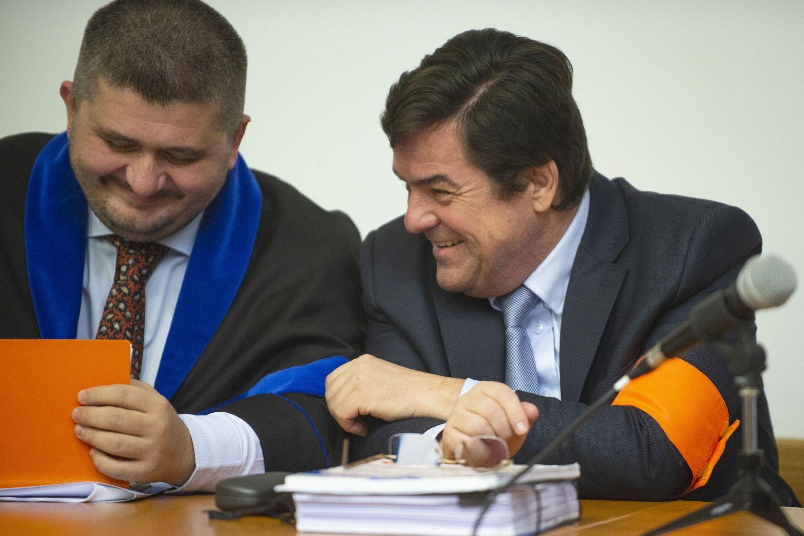 Marian Kočner a Pavol Rusko