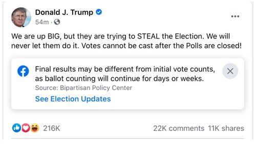 AMERICKÉ VOĽBY ONLINE: Donald Trump sa vyhlásil za víťaza, skutočný výsledok sa dozvieme o hodiny až dni