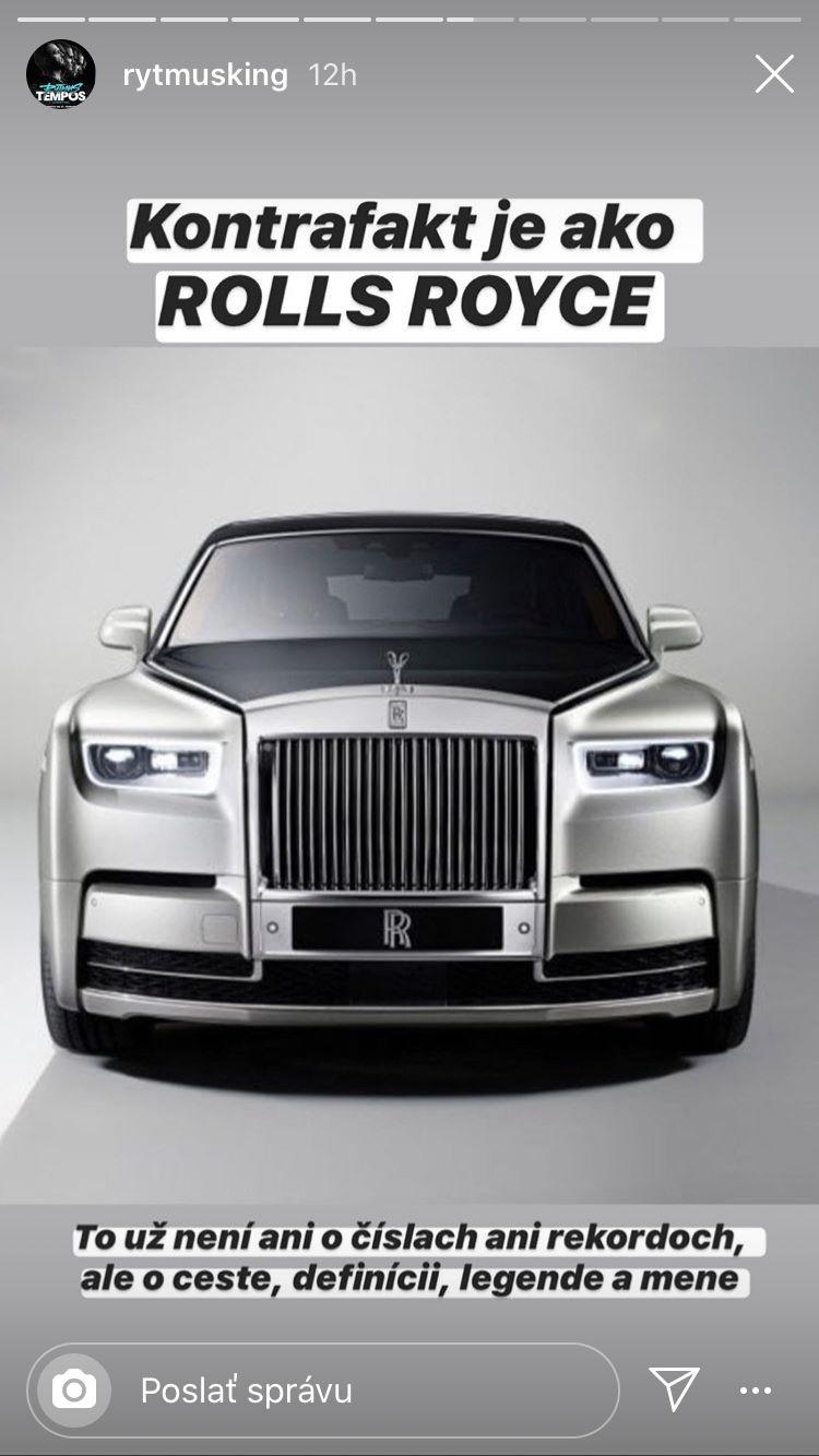 Rytmus zverejnil číslo predajov albumu Real Newz od Kontrafaktu: Sme ako Rolls Royce, nie je to o číslach, ale o definícii a mene