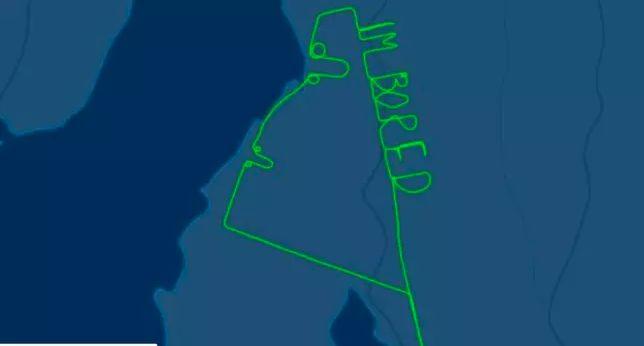 Kým pilot čakal na pokyn, že môže pristáť, nakreslil penis na leteckom radare