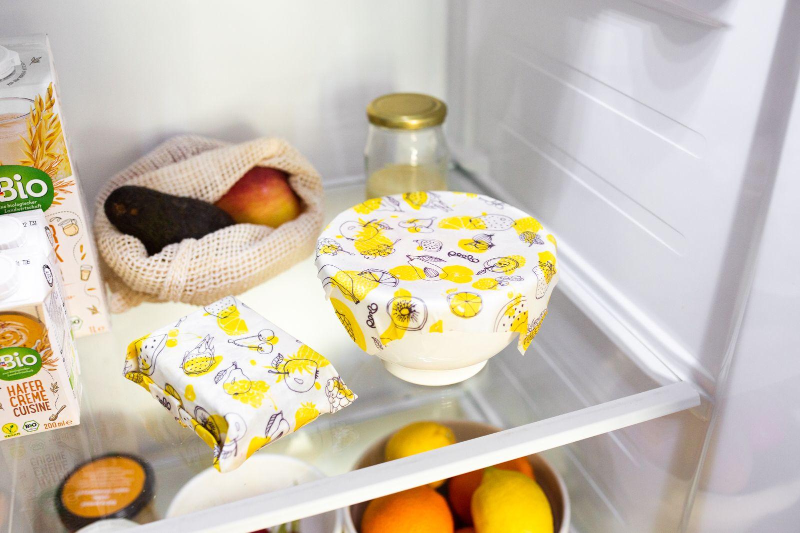 Znovupoužiteľné voskové obaly Peelo potrebuješ mať doma. Slovenský produkt ochráni potraviny aj planétu