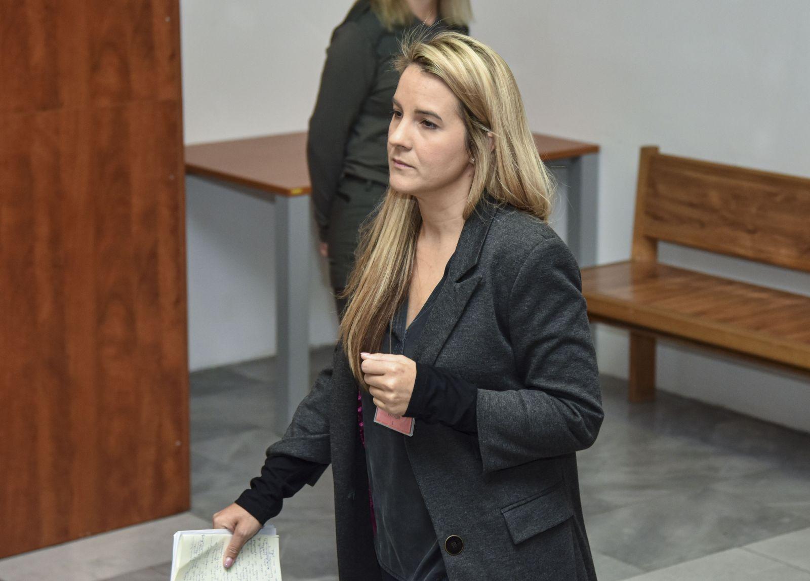 Zlom nastal, keď jej otca nazvali vrahom: Kočnerova dcéra na súde odmietala odpovedať na otázky o peniazoch