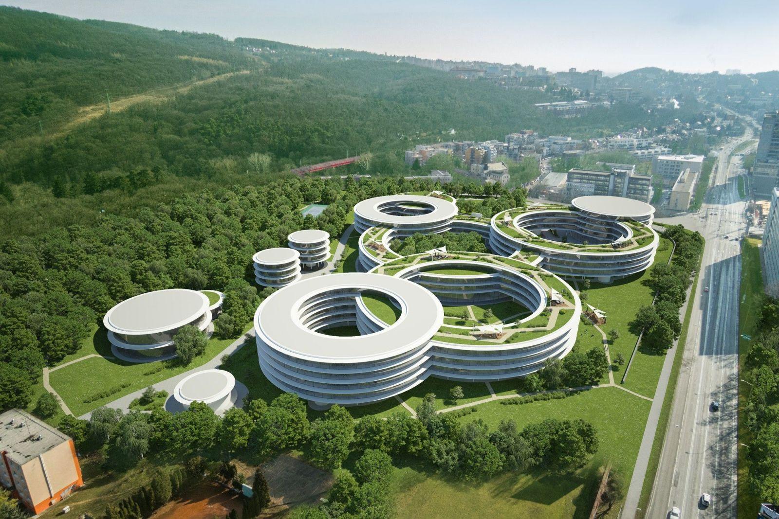Eset predstavil koncept slovenskej verzie Silicon Valley, chce investovať 100 miliónov eur
