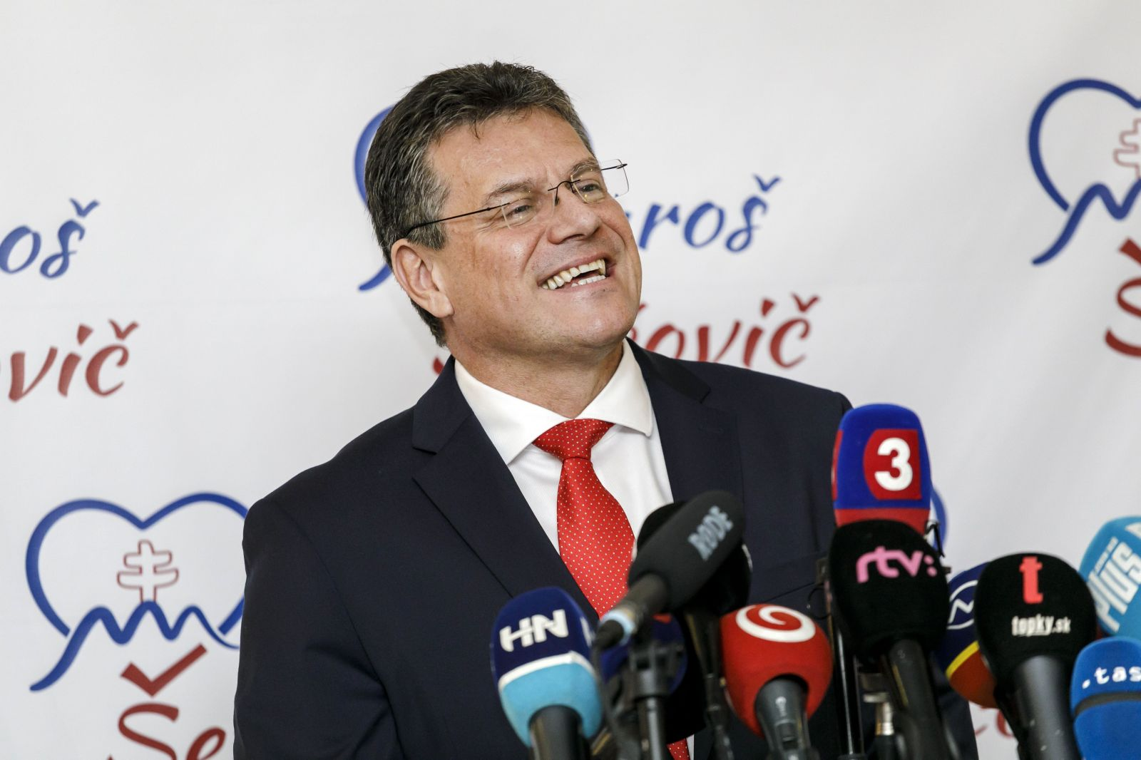 Maroš Šefčovič: Slovensko nie je skorumpovaná krajina. Sme úspešná krajina s výnimočným príbehom