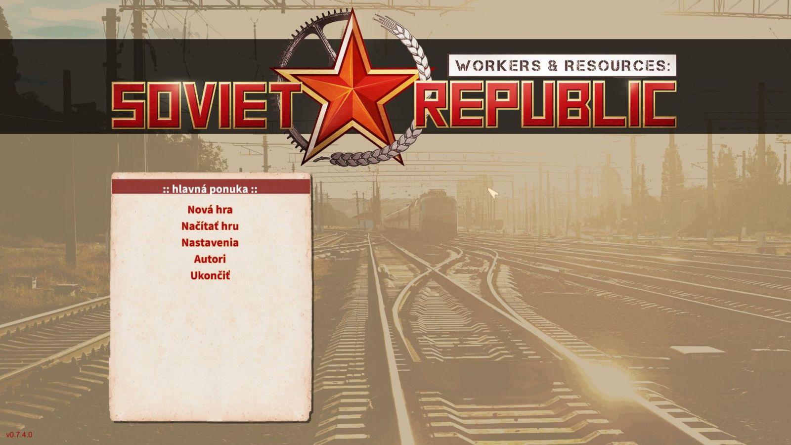 Vyskúšali sme sovietsky simulátor od slovenského vývojára. Predalo sa dosť kusov, aby som pokračoval vo vývoji, hovorí