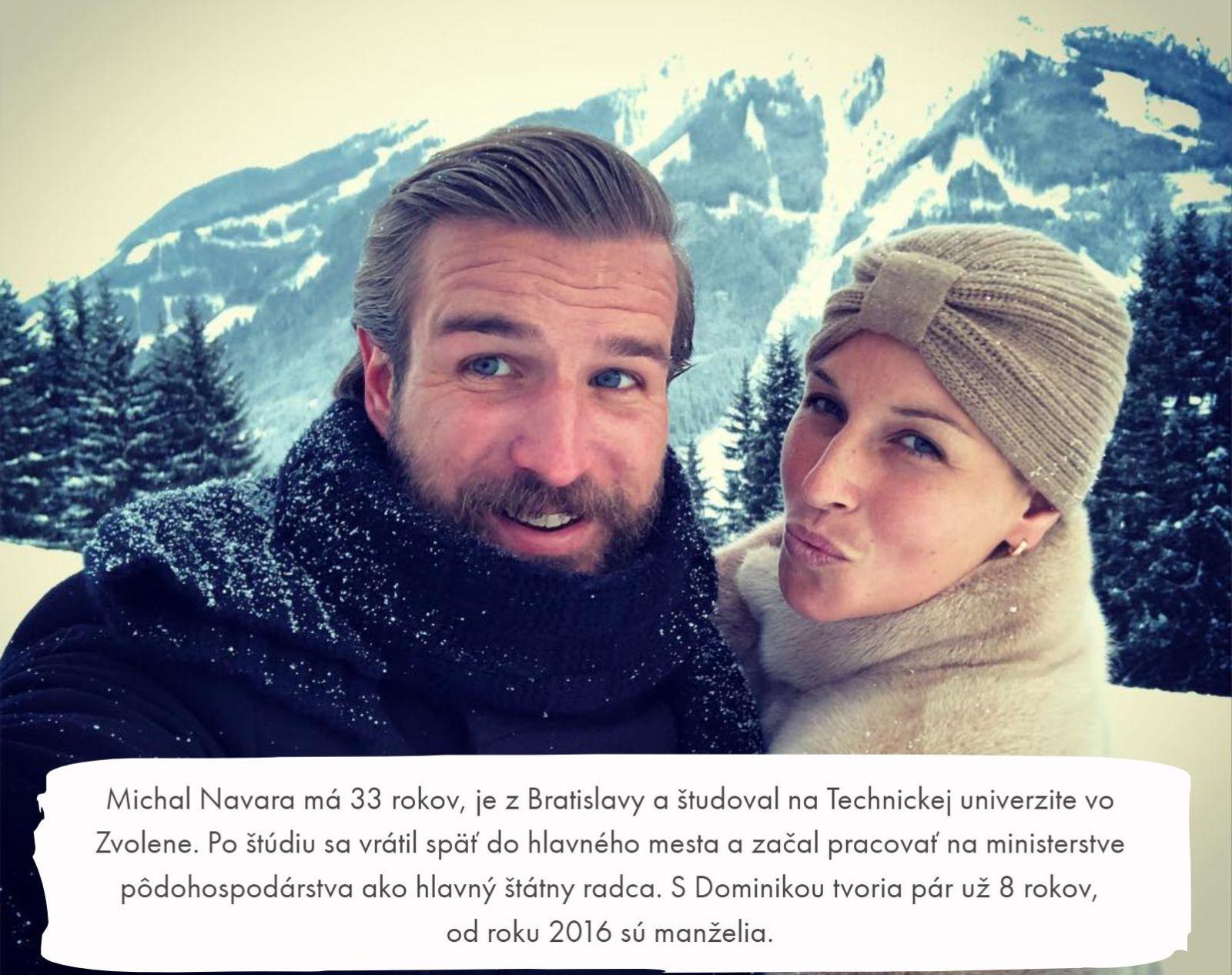 Manžel Dominiky Cibulkovej: Keď som ju spoznal, nevedel som ani to, či hráva proti Popradu a ona za Bratislavu (Rozhovor)