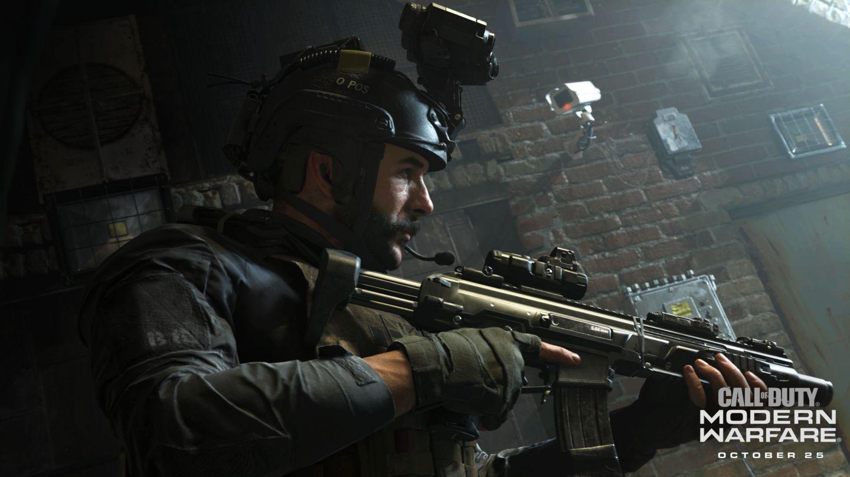 Nové Call of Duty: Modern Warfare sľubuje akčnú kampaň, všetky DLC budú pre hráčov zadarmo
