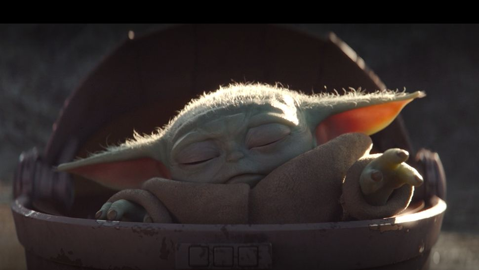 Baby Yoda pobláznil internet. Známa postava zo série Star Wars je v seriáli The Mandalorian bábätko