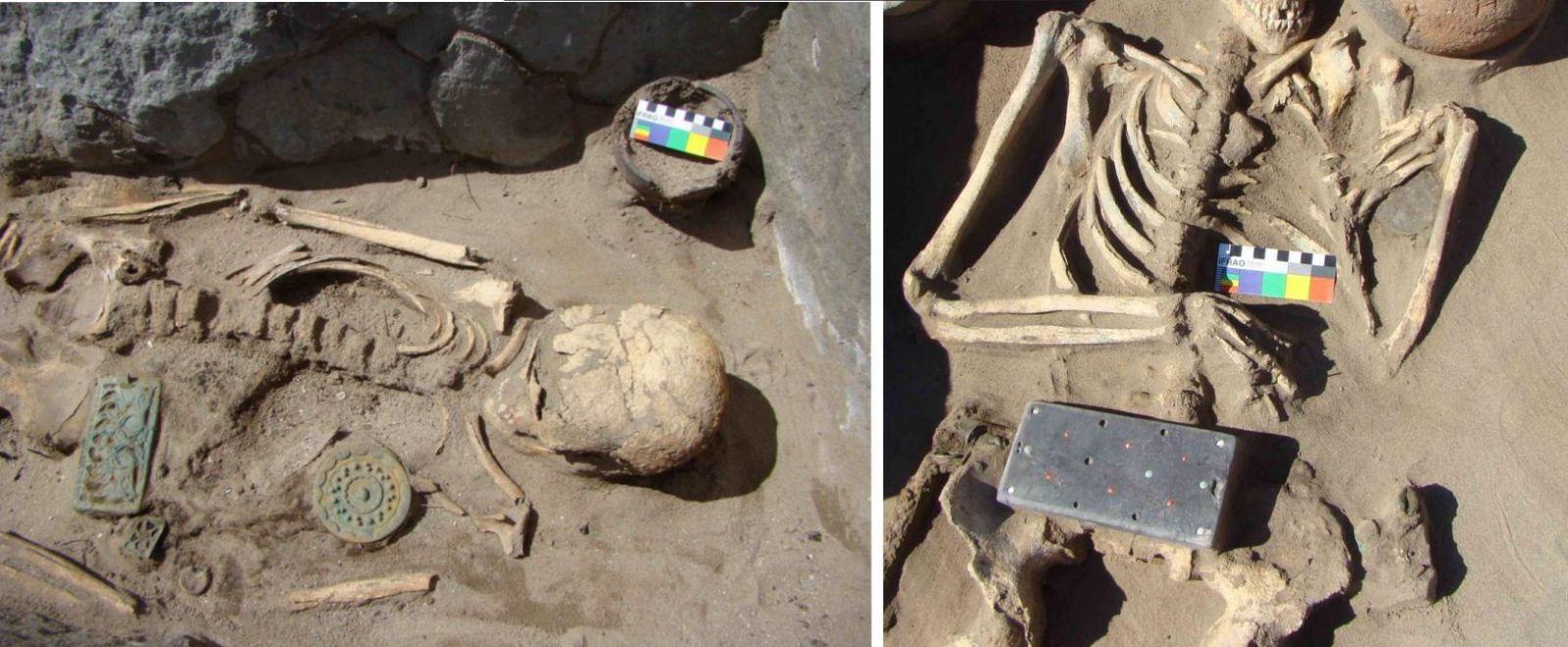 Archelógovia vykopali staroveký iPhone, jeho vek odhadli na 2137 rokov