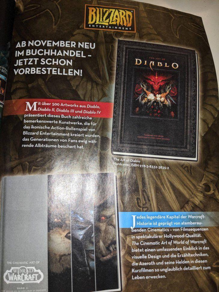 Prichádza Diablo 4? Podľa nového leaku hru predstavia na blížiacom sa Blizzcone už o pár dní