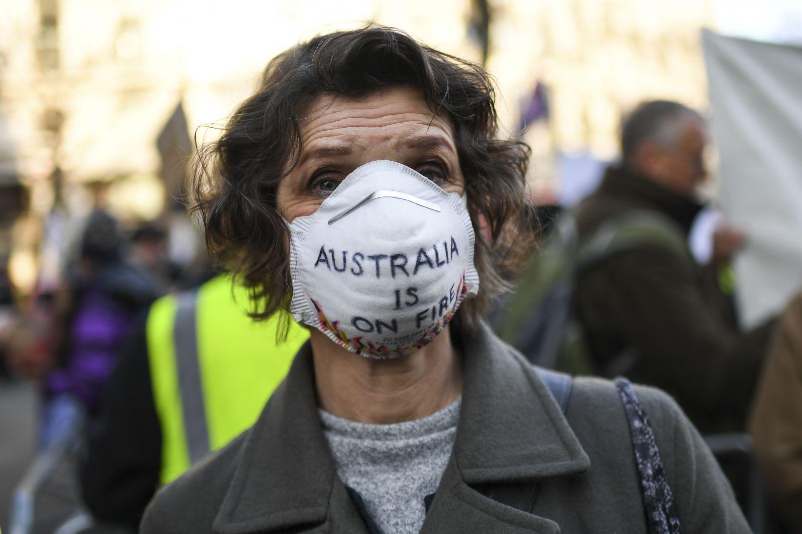 Slovenka Alžbeta žijúca v Austrálii:Doma máme vrstvu popola, je to ako dýchať dym priamo z ohniska