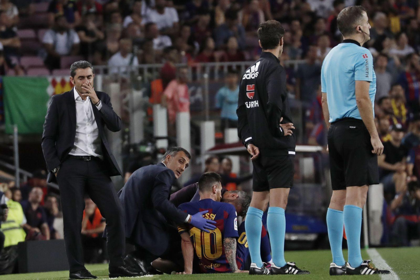 Messi sa nechce hovoriť o osobných úspechoch ako Ibrahimovič či Ronaldo. Viem, kto som a čo dokážem, povedal