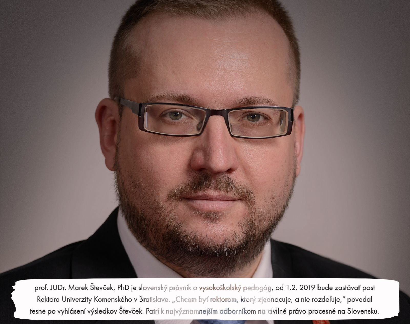 Niektoré naše univerzity sú svetový štandard, no slovenské školstvo chátra, hovorí budúci rektor UK (rozhovor)